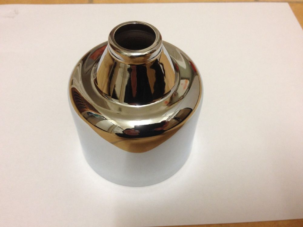 LEE FRANCIS 12, 14 NEW CHROME CARBURETOR COVER X 1 MADE IN ENGLAND FREE UK POST